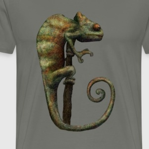It's a Chameleon - Men's Premium T-Shirt