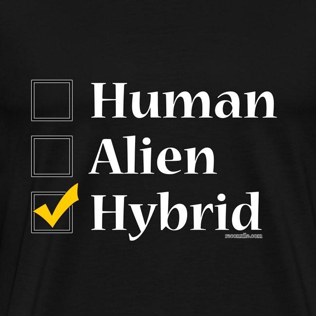 Human Alien Hybrid:Hybrid