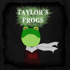 Taylor's Frogs Kids' Shirts