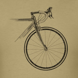 racing bike T-Shirts - Men's T-Shirt
