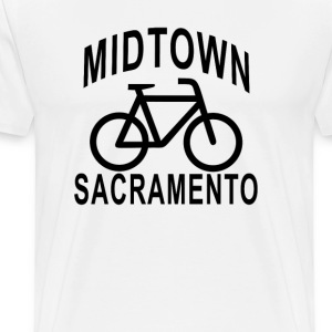 midtown_sacramento - Men's Premium T-Shirt