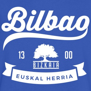 Bilbao T-Shirts - Men's V-Neck T-Shirt by Canvas