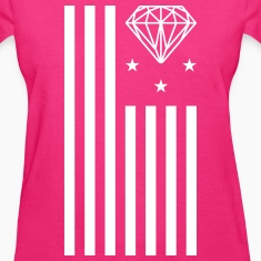 Dope Flag Women's T-Shirts