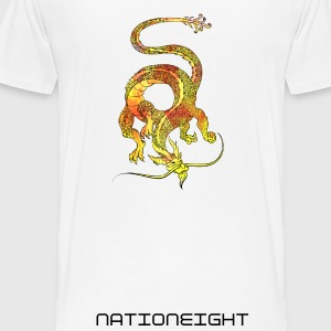 Nation Eight Signature T-Shirts - Men's Premium T-Shirt
