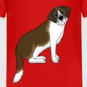 St.Bernard dog Baby & Toddler Shirts - Toddler Premium T-Shirt