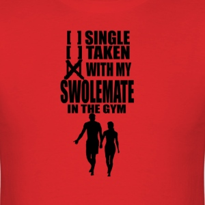 Swolemates T-Shirts - Men's T-Shirt