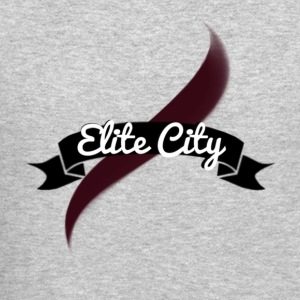 (Maroon) Elite City Sweatshirt - Crewneck Sweatshirt