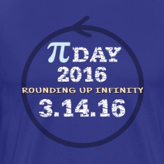 Pi Day 2016 - Rounding Up Infinity