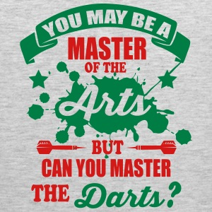 Can you master the darts Tank Tops - Men's Premium Tank