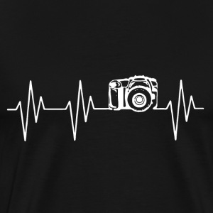 DSLR Camera Photographer T-Shirt - Men's Premium T-Shirt