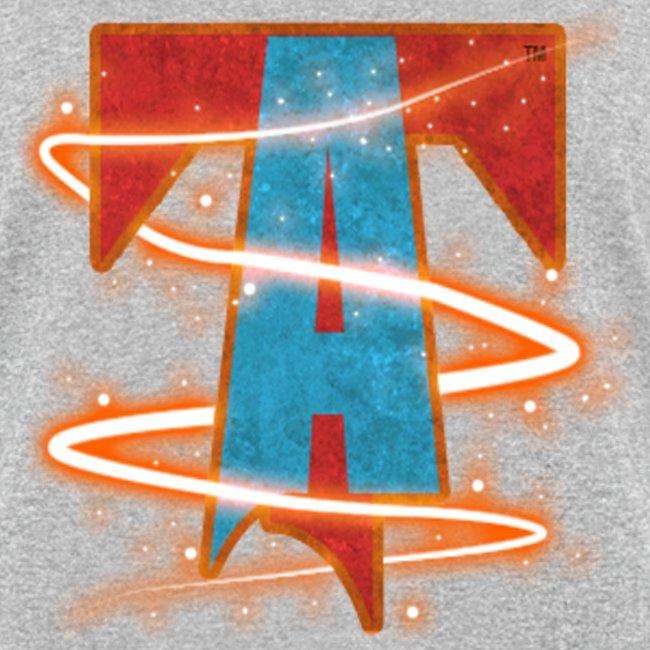 60338a54 TheAnimexis | TA Bright Logo Women T-Shirt - Womens T-Shirt