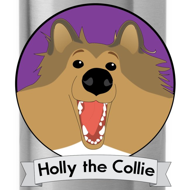 Holly the Collie - Drink Bottle