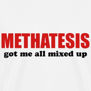 METHATESIS (publish) T-Shirts - Men's Premium T-Shirt