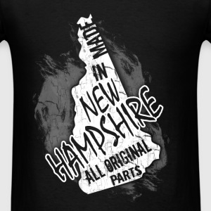 New Hampshire - Made In New Hampshire - Men's T-Shirt
