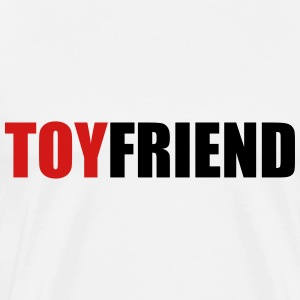 TOYfriend (OneWordPoetry) T-Shirts - Men's Premium T-Shirt