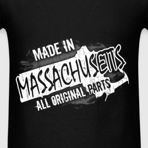 Massachusetts T-shirt - Made In Massachusetts - Men's T-Shirt