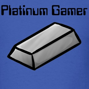 Platinum Gamer T-Shirt - Men's T-Shirt