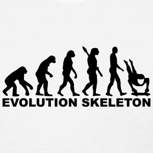 Evolution Skeleton Women's T-Shirts - Women's T-Shirt