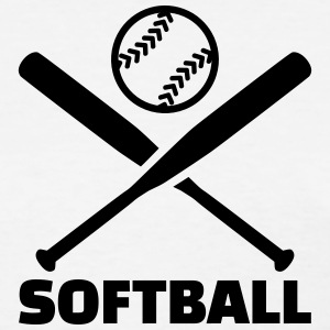 Softball Women's T-Shirts - Women's T-Shirt