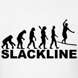 Evolution Slackline T-Shirts - Men's T-Shirt