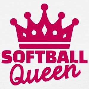 Softball Queen Women's T-Shirts - Women's T-Shirt