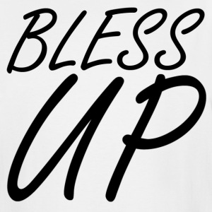 Bless Up T-Shirts - Men's Tall T-Shirt