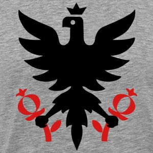 Colombian Imperial Eagle T-Shirts - Men's Premium T-Shirt