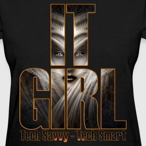 IT GIRL Womens T-Shirt - Women's T-Shirt