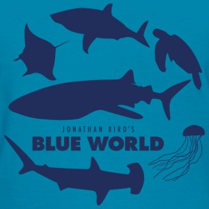 Blue World Women's T-shirt - Women's T-Shirt