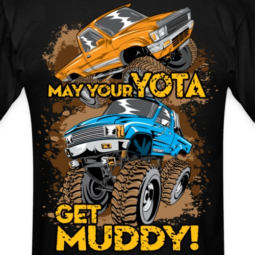 Truck Toyota Get Muddy