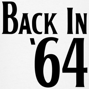 Back in '64 Rocker T-Shirt - Men's T-Shirt