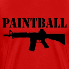 Paintball Guns T-Shirts