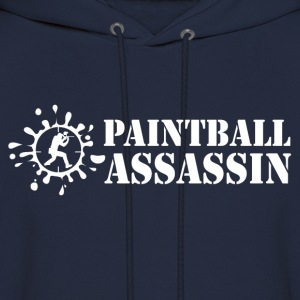 Paintball Assassin Hoodies - Men's Hoodie