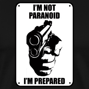 I'm Prepared Original T-Shirts - Men's Premium T-Shirt