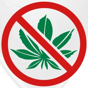 AGAINST MARIHUANA (DON'T LEGALIZE IT) Caps - Bandana