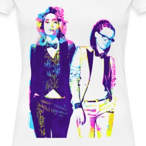 Cophine Delphine And Cosima LGBT Women's T-Shirts - Women's Premium T-Shirt