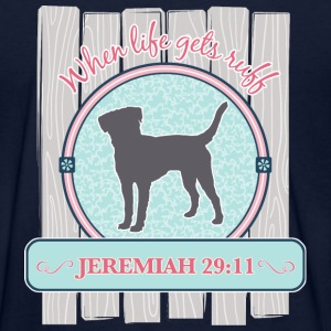 Scripture Dog, Labrador - Women's T-Shirt