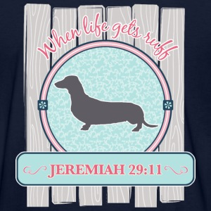 Scripture Dog, Dachshund - Women's T-Shirt