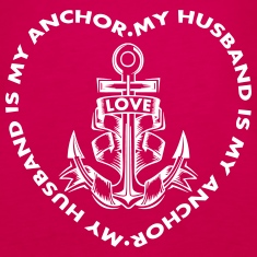My Husband Is My Anchor Tanks