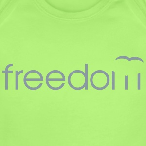 Freedom Baby Bodysuits - Short Sleeve Baby Bodysuit