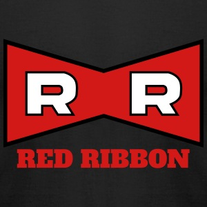 Red Ribbon Army - Men's T-Shirt by American Apparel