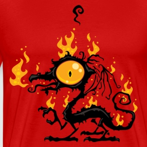 Backfire - Men's Premium T-Shirt