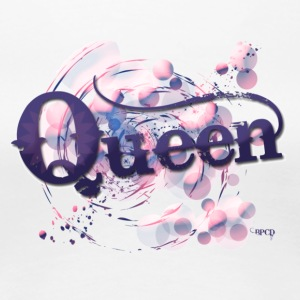 The Queen T-Shirt - Women's Premium T-Shirt