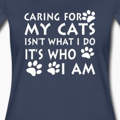 Caring for my cats