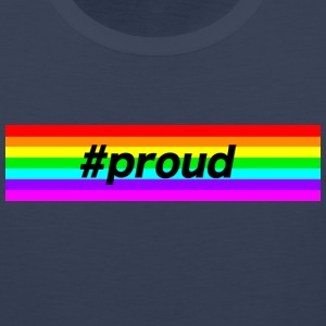 gay pride Tank Tops - Men's Premium Tank