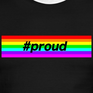 Gay Pride T-Shirts - Men's Ringer T-Shirt