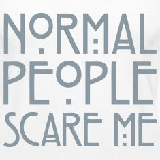 Normal People Scare Me Tanks