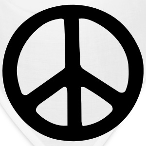 PEACE SIGN Caps - Bandana