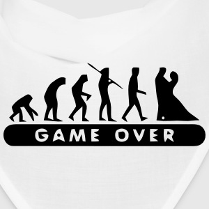 MARRIAGE - GAME OVER Caps - Bandana