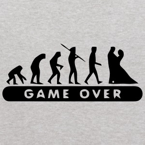 MARRIAGE - GAME OVER Sweatshirts - Kids' Hoodie